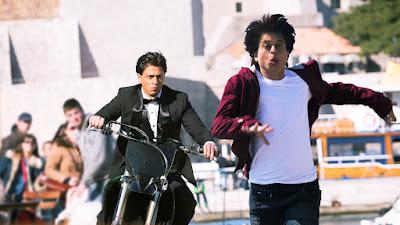 शाहरुख खान की फिल्म 'फैन' परछाई और पहचान के बीच की जंग है। मनीष शर्मा के निर्देशन में बनी यह फिल्म शाहरुख के फैन्स के लिए जबरदस्त तोहफा है।