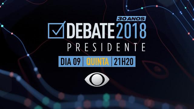 Assistir o debate das eleições 2018 na band, completo e sem cortes.