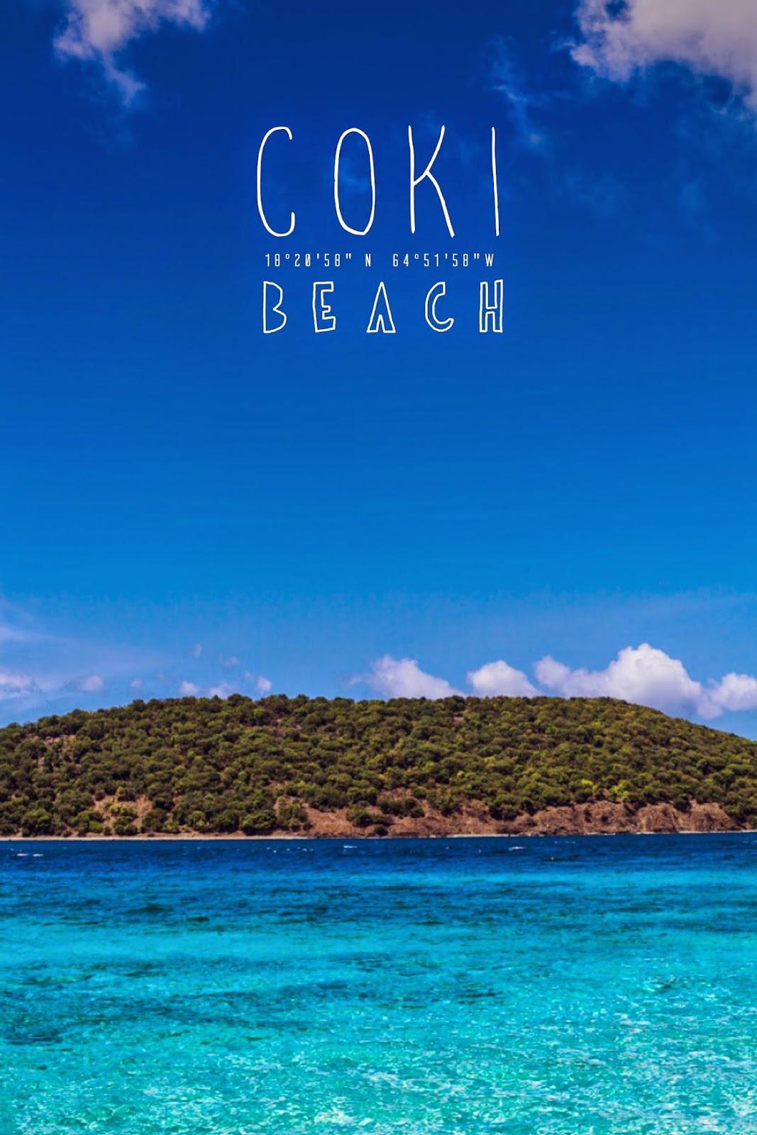 Coki Beach Day 171 Theislander
