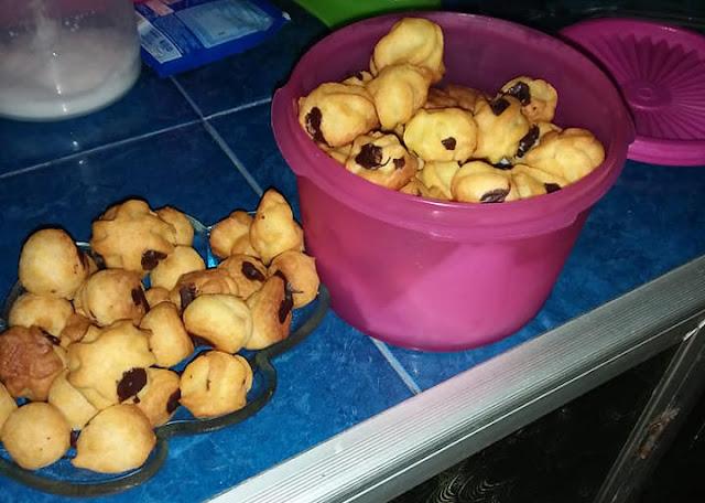 Resep Kue Sus Mini, Enak dan Mudah