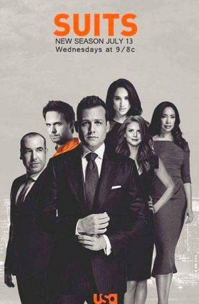 Suits Temporada 7 audio español