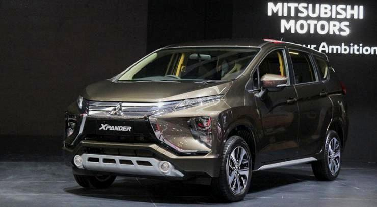 Xpander Mendominasi Penjualan Mitsubishi Di GIIAS 2018