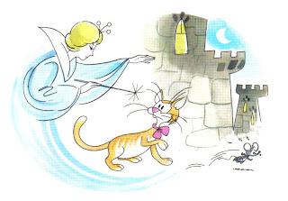 fabula la gata y el hada