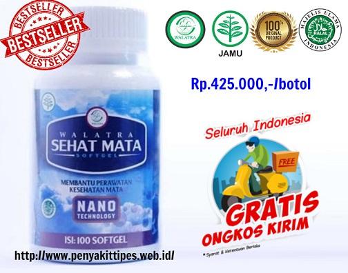 Obat Herbal Mata Bengkak