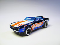 Hot Wheels RLC Real Riders '69 Camaro