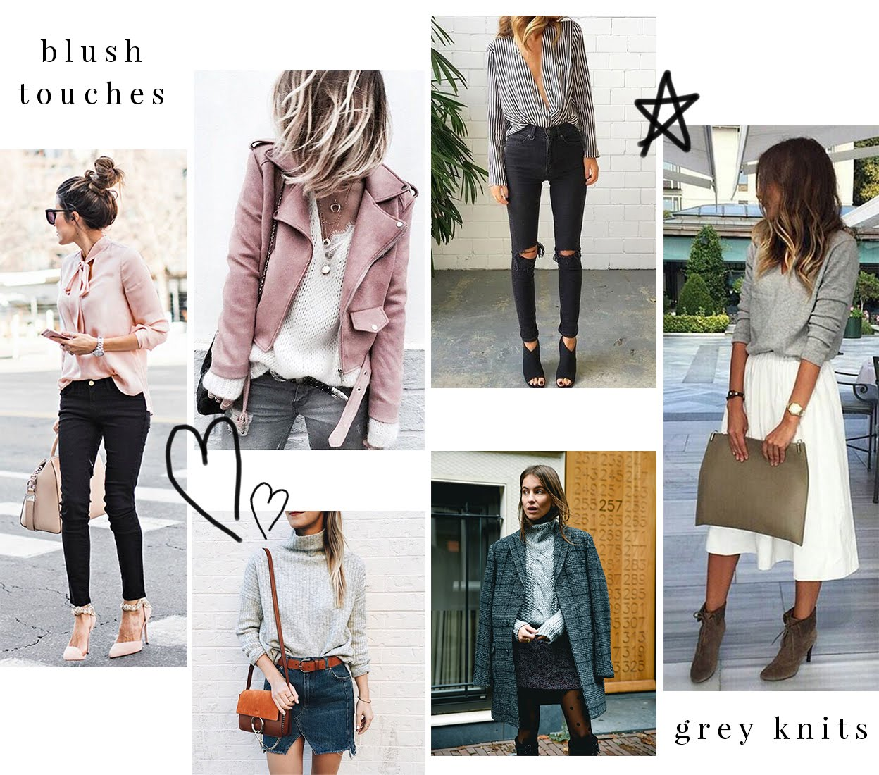 Style Crushes - Spring Outfit Inspiration - TESSA HOLLY