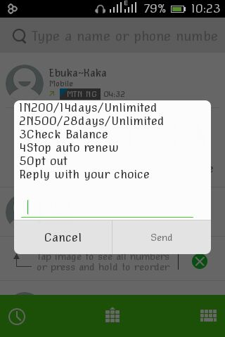Awoof Data from Airtel