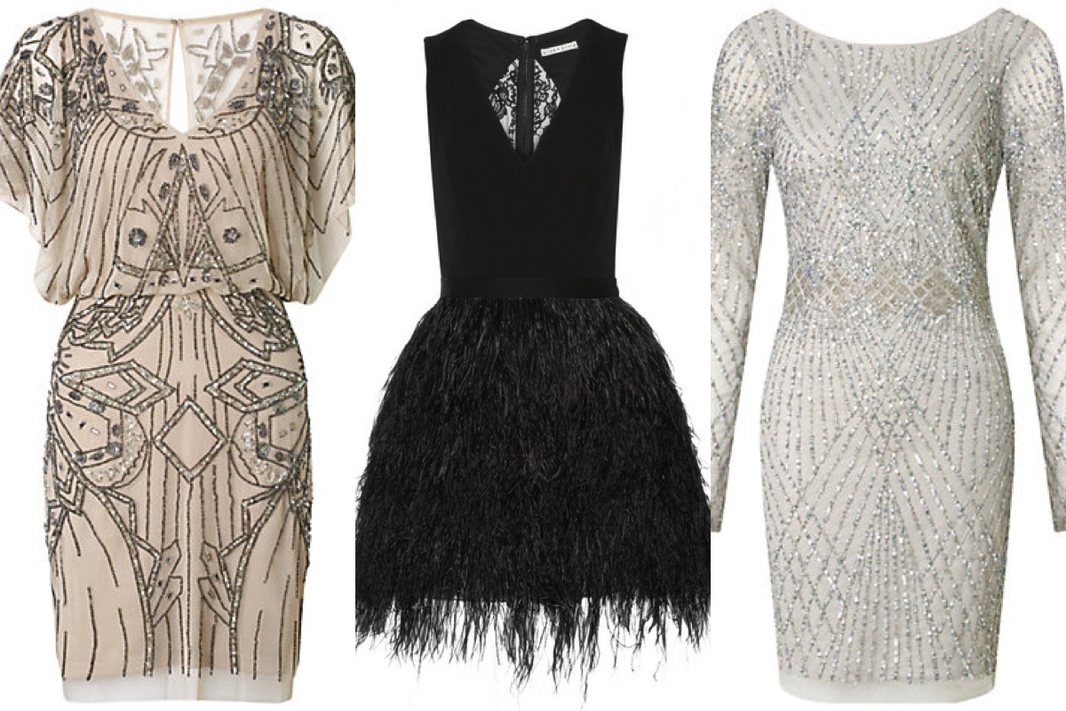Fashion 12 Great Gatsby 1920s Inspired New Year S Eve Party Dresses