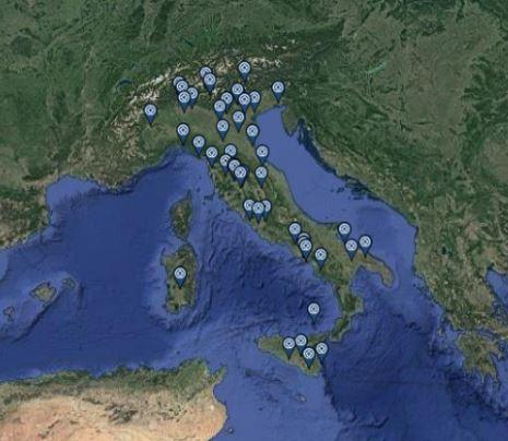 Italia record siti UNESCO