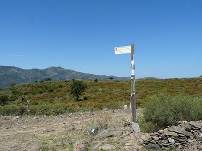 カダケス - エル・ポート・デ・ラ・セルバ Cadaquès - El Port de la Selva GR92 ハイキング