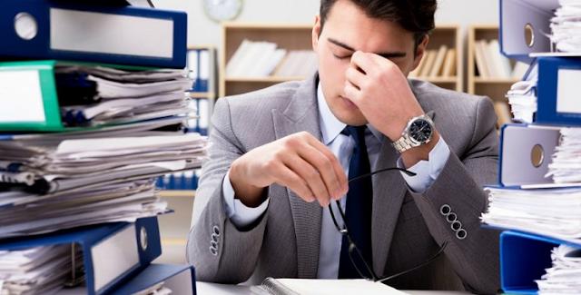 Hal yang Terjadi di Dalam Tubuh Saat Membenci Pekerjaan