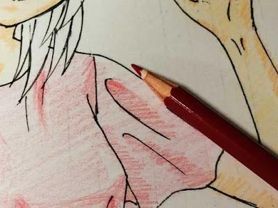 色鉛筆モード2