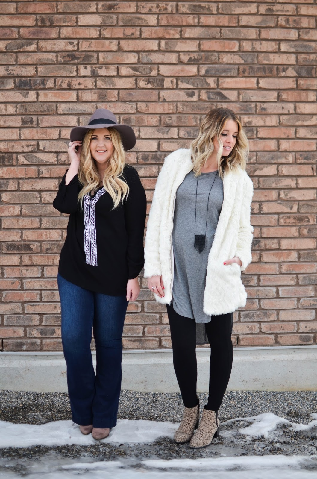 Fashion Bloggers, Fur Jacket, Boho