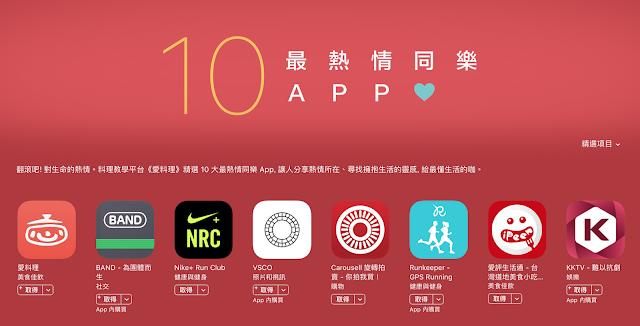 10 最熱情同樂 App -- 「愛料理」精心編選