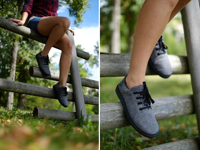 Baabuk: le sneakers di lana tra tradizione e design