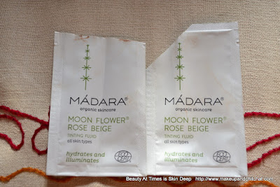 Madara Organic Skincare Moon Flower Rose Beige Tinted Fluid
