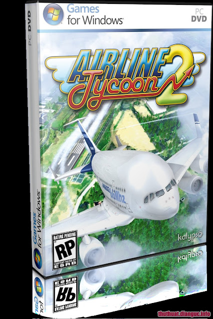 Download Game Airline Tycoon 2 Full crack Fshare