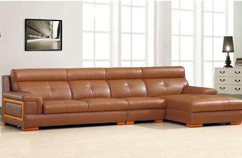 Mẹo chọn mua ghế sofa phòng khách chất liệu da thật tốt nhất