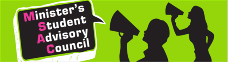 News and Events Ministers Student Advisory Council Call for Applications