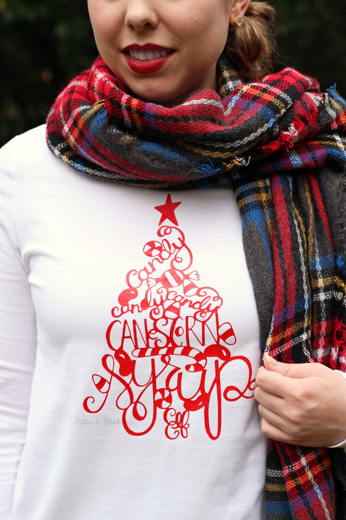 Make Your Own Elf-Inspired T-shirt