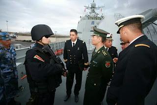 Termina la visita del 27º Grupo Operativo de Escolta a Túnez