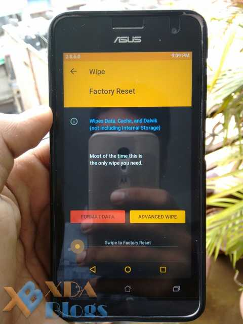 How to Install TWRP custom recovery for Zenfone 5 (Stable