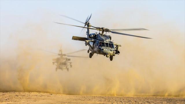 Helicópteros de EEUU evacuan a líderes de EIIL de este de Siria
