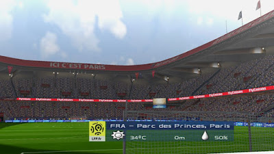 PES 6 Ligue 1 Mod & Scoreboard by Sharp87