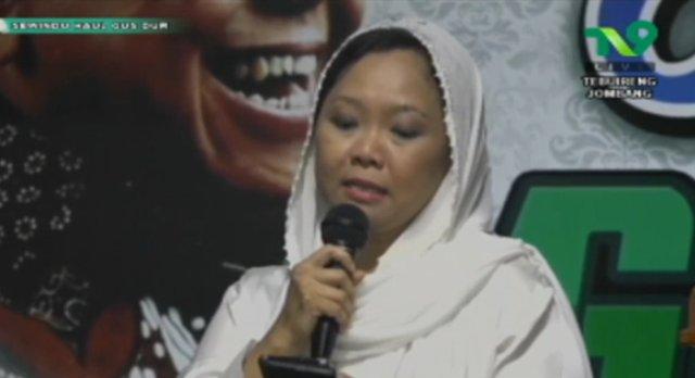 Alissa Wahid: Gus Dur Lebih Senang Ditertawakan daripada Dipuji
