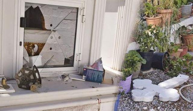 Λαθρομετανάστες έσπασαν σταυρούς και βανδάλισαν τάφους στη Μόρια