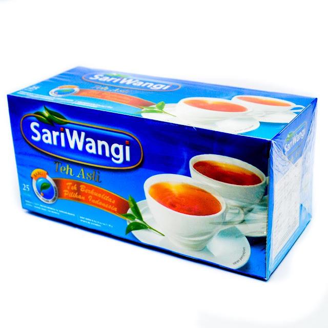 teh terbaik sariwangi