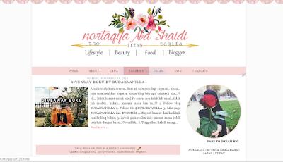 Blog Bertukar Wajah.?? - NORTAQIFA ABD SHAIDI