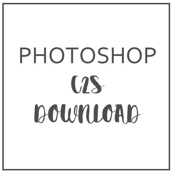 Scrapbooks gone Digital! Blog: Photoshop CS2 Download