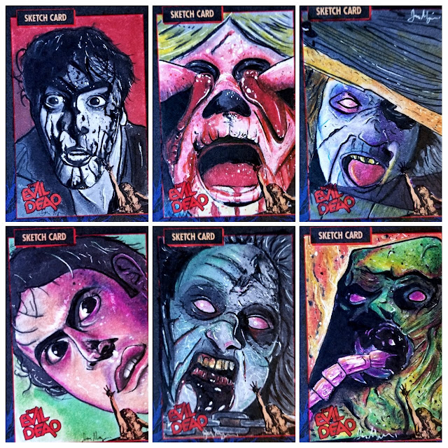 Evil Dead: il gioco di carte