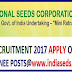 NSCL Recruitmnt 2017 for 58 Trainee posts @www.indiaseeds.com apply online