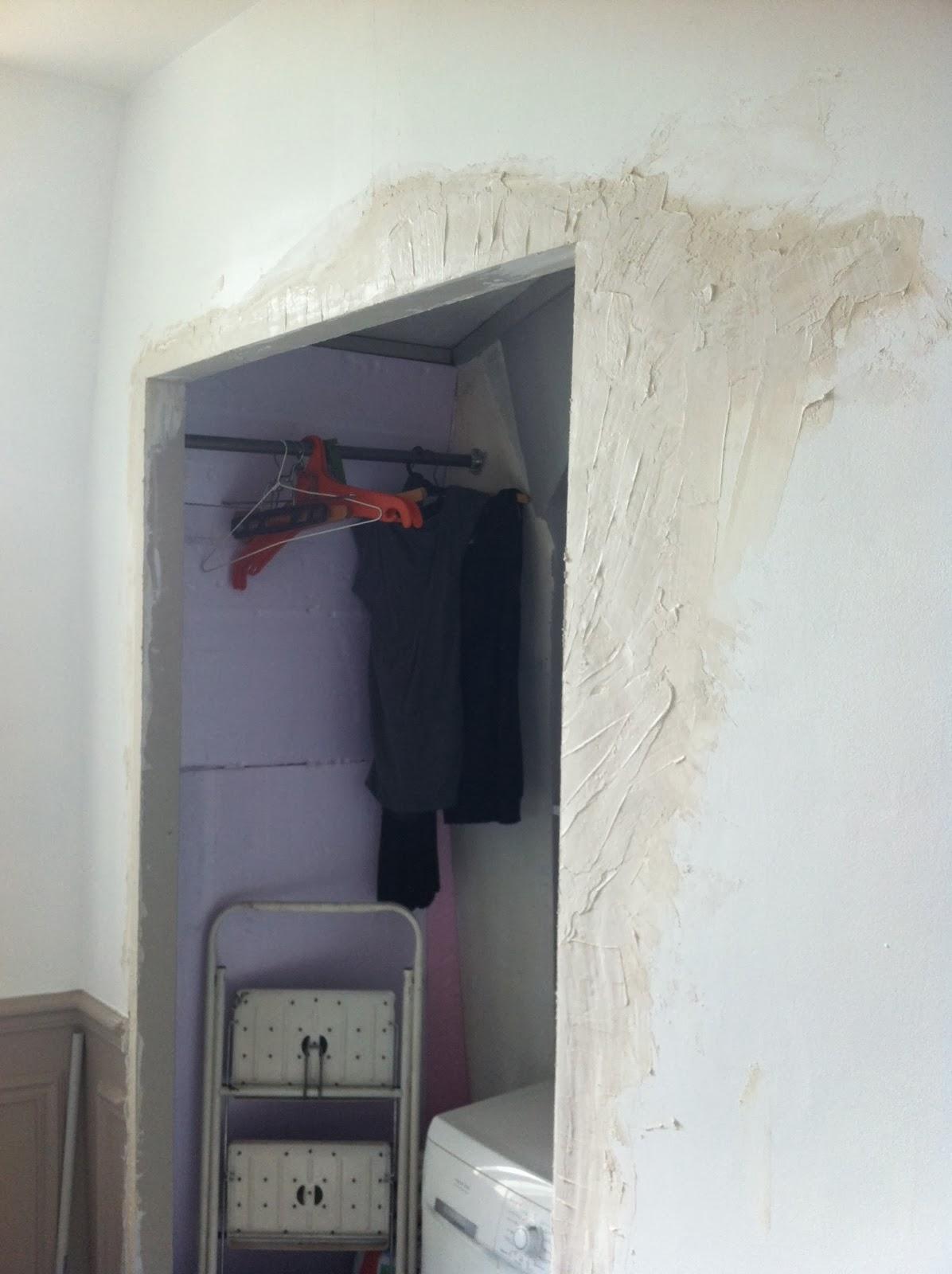 isoler les murs, éviter l'humidité dans un cagibi ou dressing
