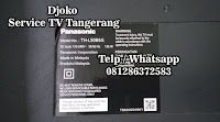 Service TV Panasonic