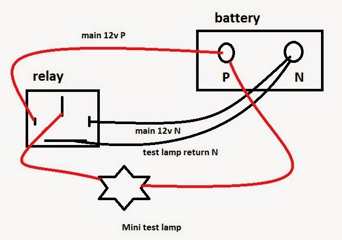 Motorcycle Battery Wiring Diagram As Well Negative Battery Cable