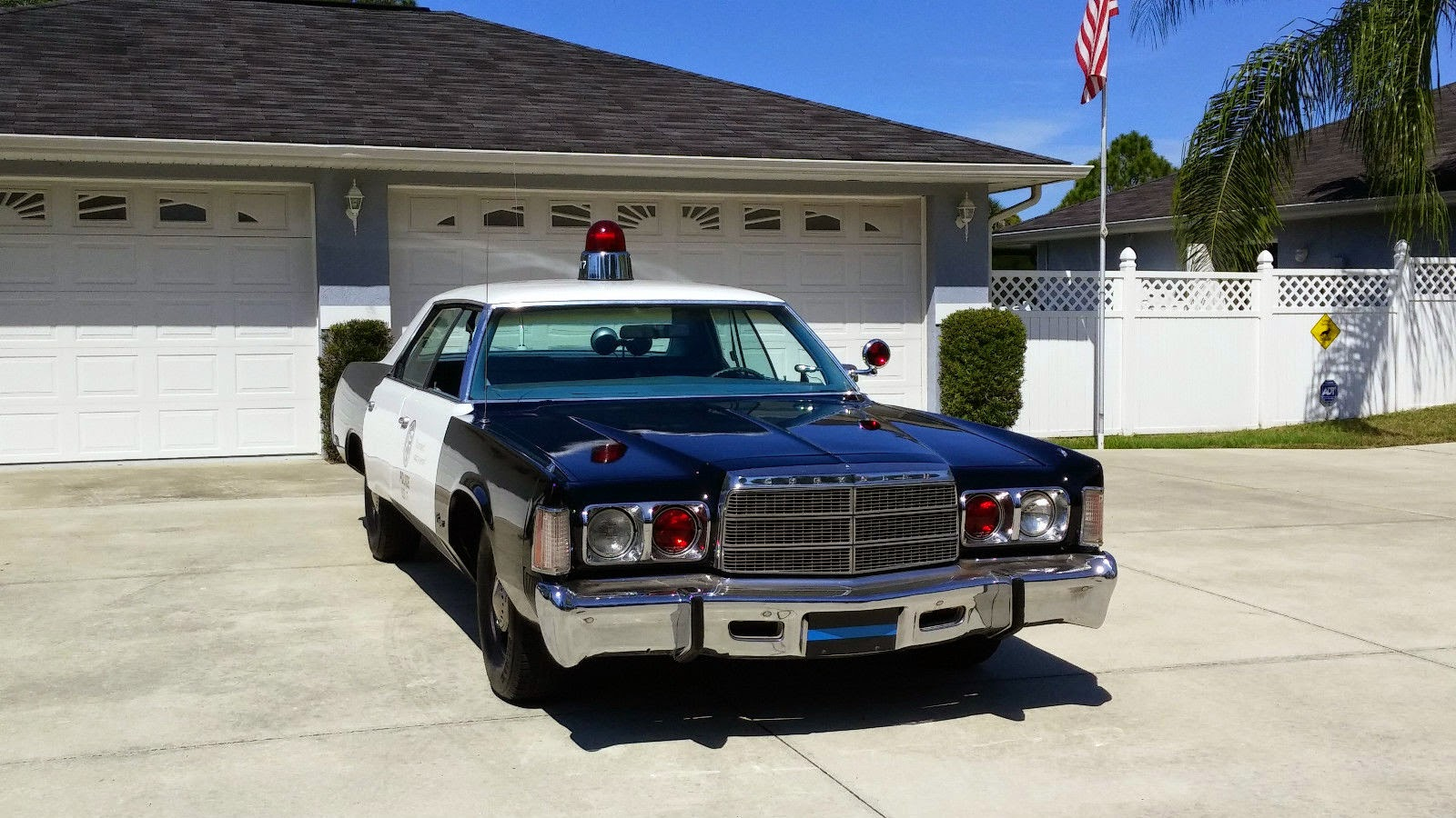 All American Classic Cars 1978 Chrysler Newport 4 Door