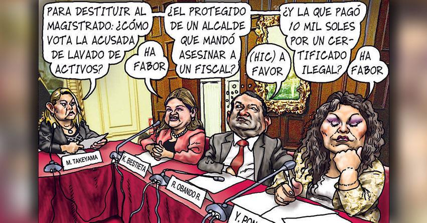 Carlincaturas Domingo 17 Diciembre 2017 - La República