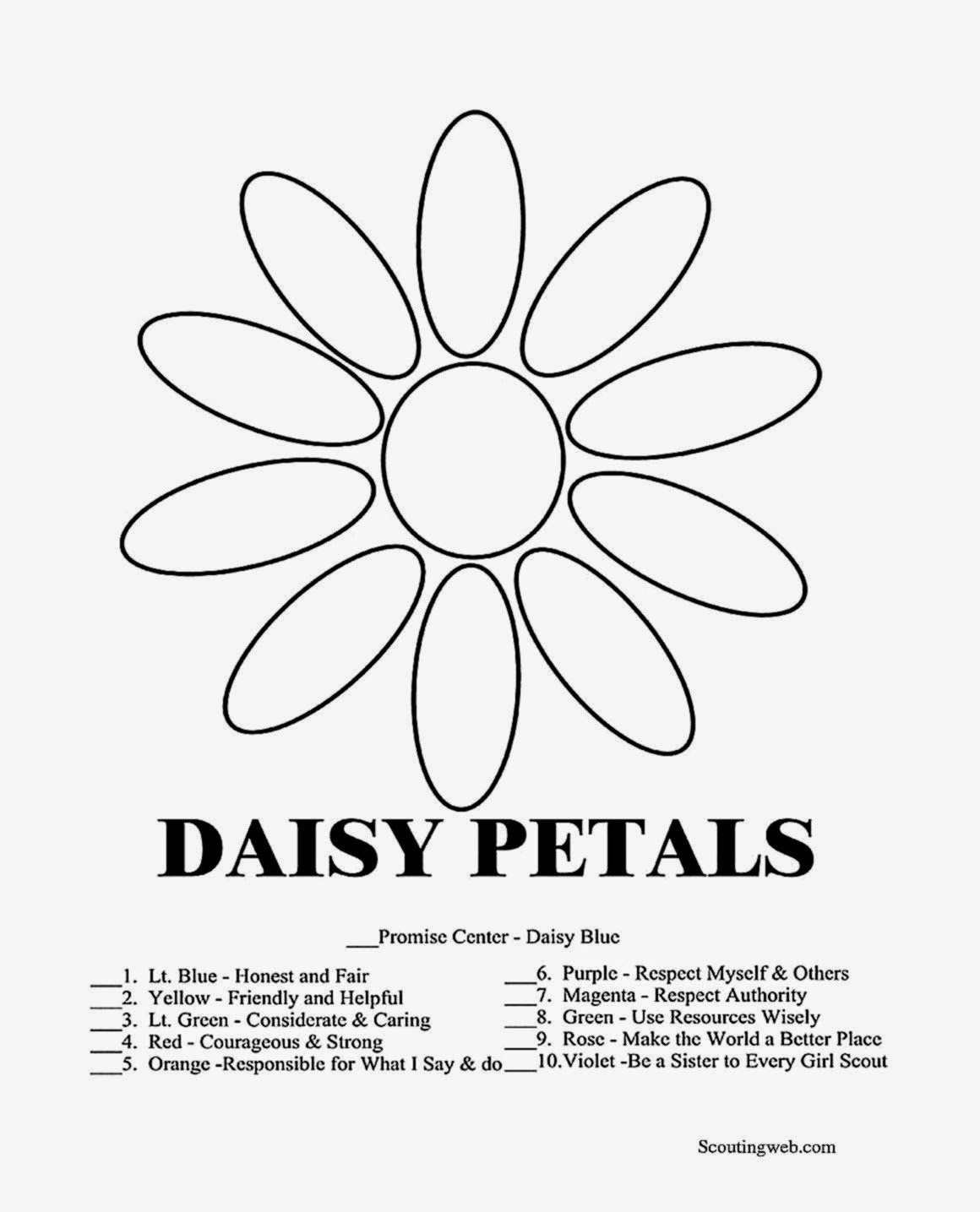 girl scout coloring pages for daisies girl scout coloring sheets free coloring sheet