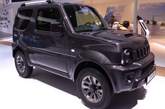 2018 Suzuki Jimny Interior Release Date