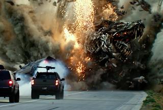 espectacular nuevo trailer de transformers: el ultimo caballero