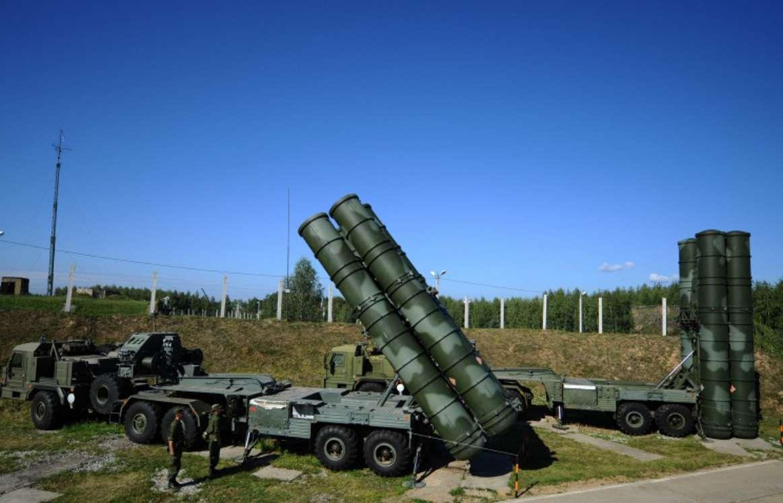 Sistem Rudal Pertahanan Udara S-500