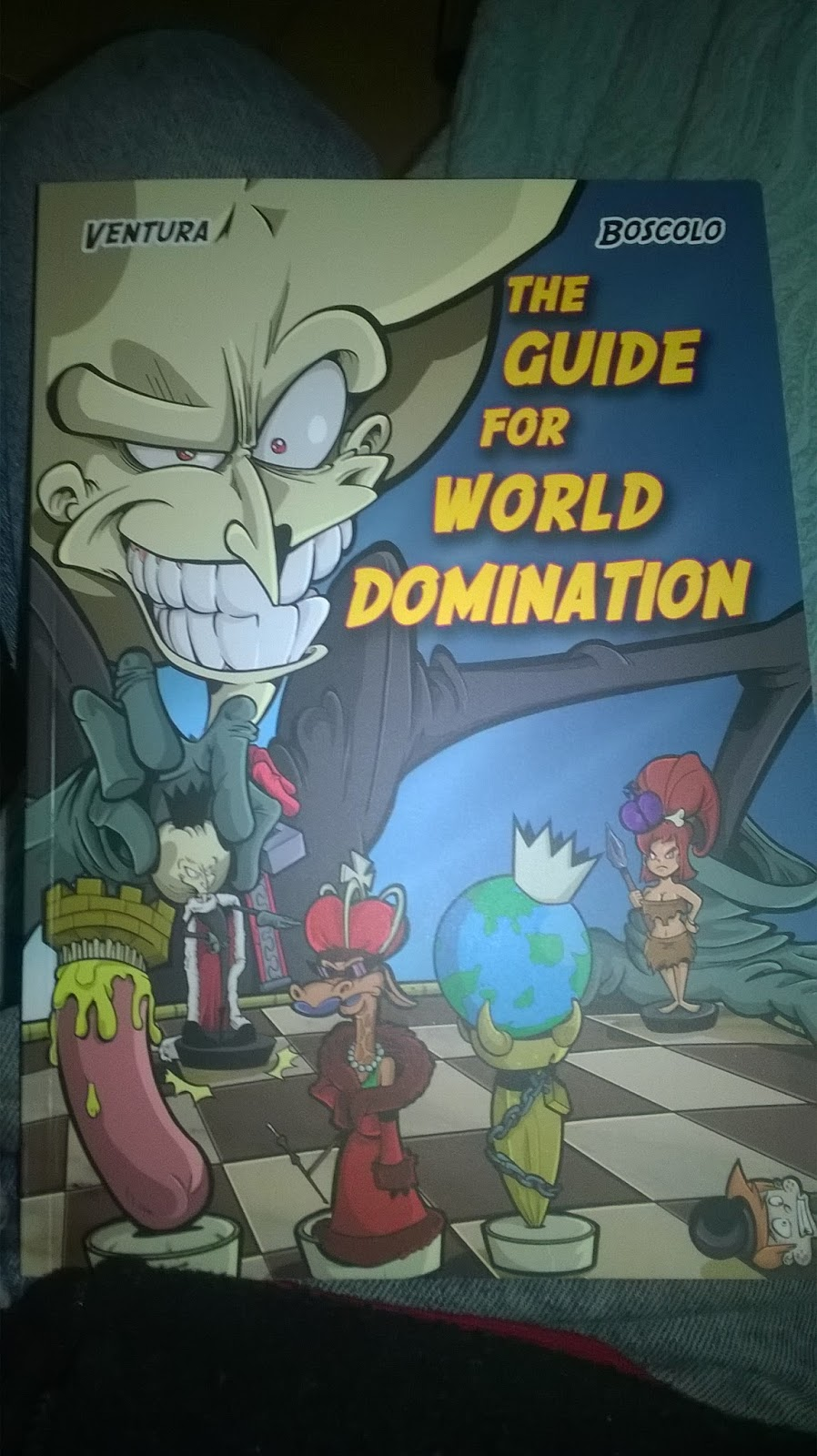 Slackers guide to world domination
