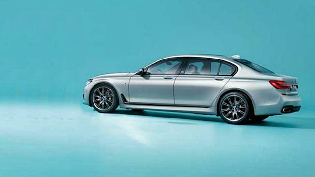 2018 BMW 7 Series 40 Jahre Edition bound for Australia