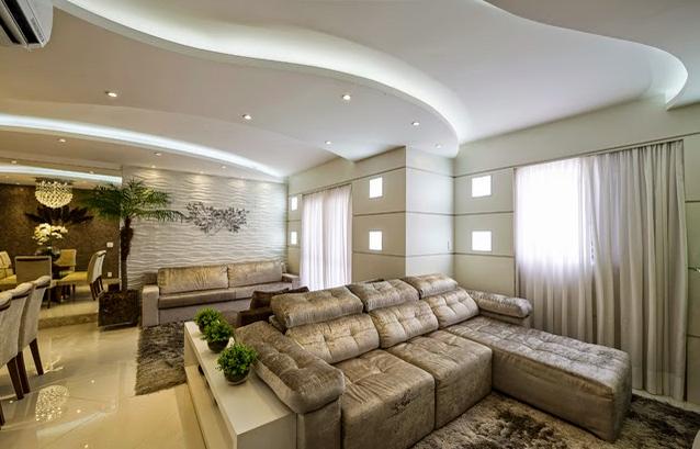 Construindo minha casa clean consultoria da leitora for Casa moderno kl