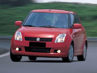Suzuki Swift autobild