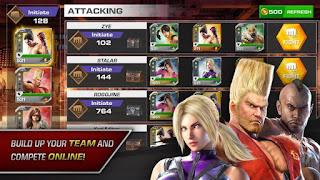 Game Tekken Terbaru OBB Data