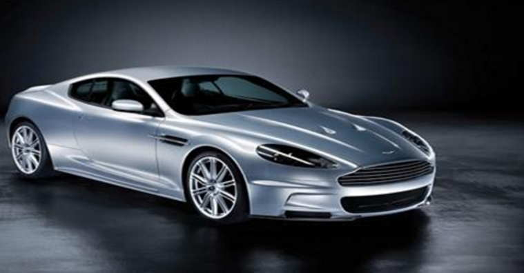 Aston Martin DB9 Koleksi Mobil Cristiano Ronaldo